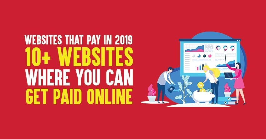 websites that pay
