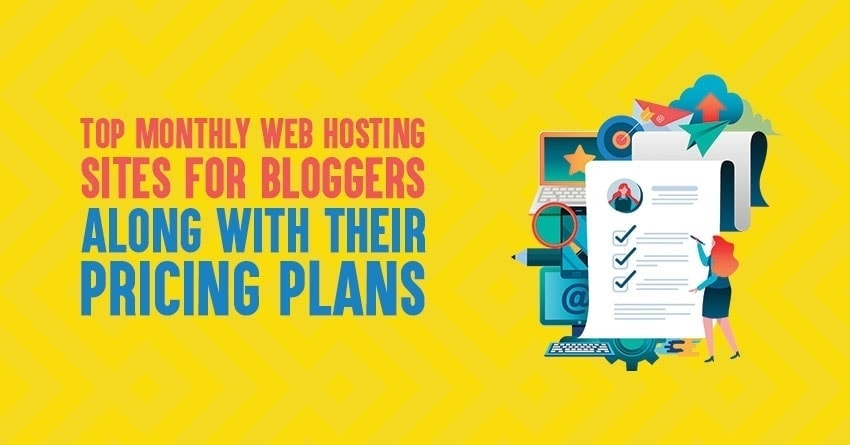 Best Month To Month Web Hosting Sites