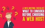 A Web Hosting Checklist: What to Consider Before Choosing A Web Host