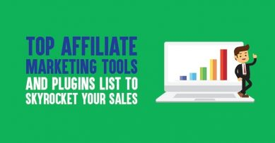 Top 20 Plus Affiliate Marketing Tools And Plugins List to Skyrocket Your Sales in 2021