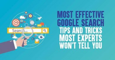 10 Most Effective Google Search Tips And Tricks for 2021 Most Experts Won't Tell You
