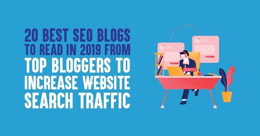 best seo blogs for 2019