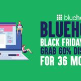 Bluehost Black Friday 2019 Sale: Grab 60% Discount for 36 months