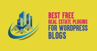12 Best Free Real Estate Plugins for WordPress Blogs
