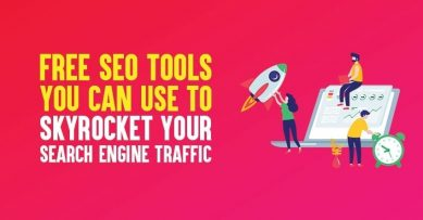 30 FREE SEO Tools You Can Use to Skyrocket Your Search Engine Traffic in 2020