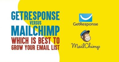 GetResponse vs MailChimp: Which Is Best to Grow Your Email List in 2021