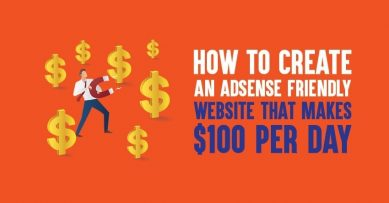 adsense friendly website