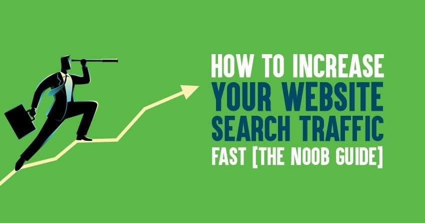 increase your website search traffic in 2019