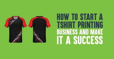 How to Start a T-shirt Printing Business And Make it a Success in 2020