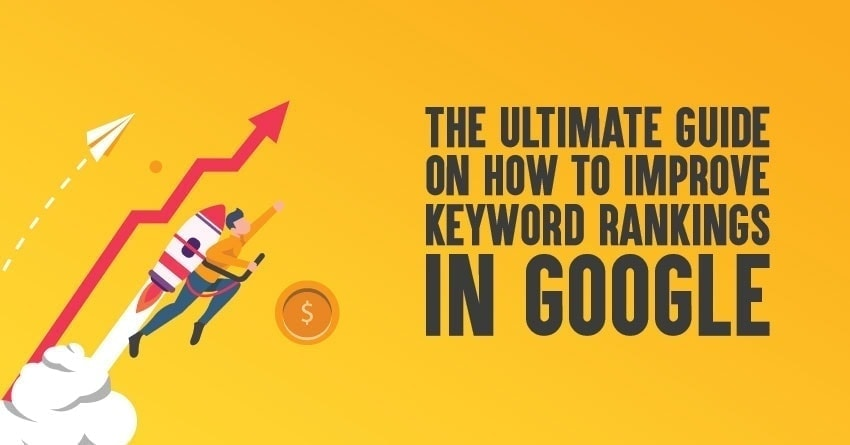 How to improve keyword rankings in Google