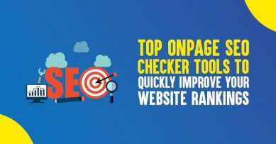 Top 10 Free On-Page SEO Checker Tools to Optimize Your Blog Posts
