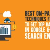 Best On-Page SEO Techniques for 2019 to Get Top Rankings in Google & Other Search Engines