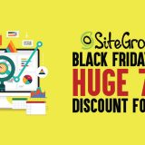 SiteGround Black Friday 2019 Deal: Huge 75% Discount For YOU!
