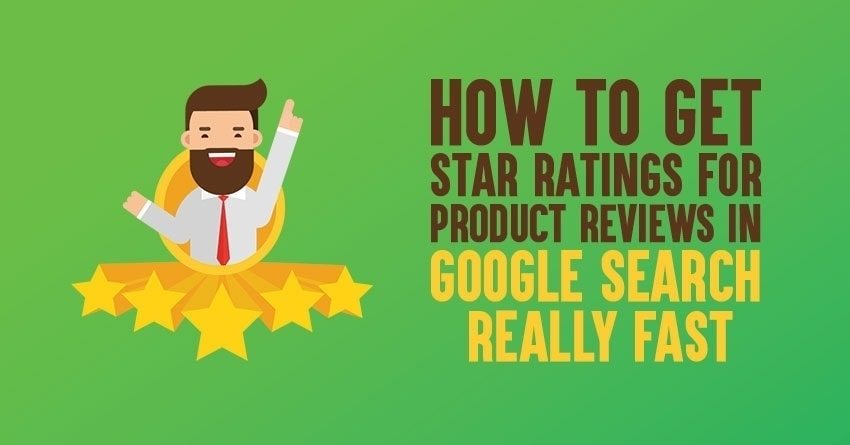 How To Get Star Ratings in Google search
