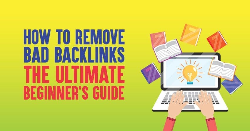 remove bad backlinks