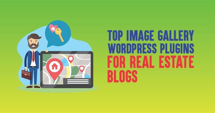 Image Gallery WordPress Plugins for Real Estate Blogs