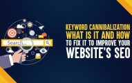 Keyword Cannibalization: What Is It And How to Fix It to Improve Your Website's SEO