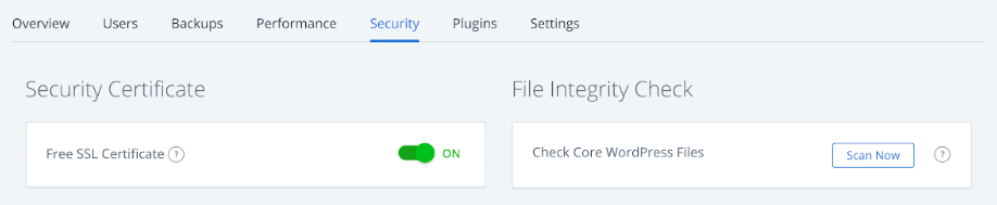 bluehost ssl turning