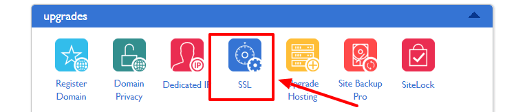 bluehost ssl