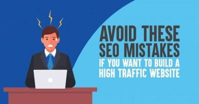 13 Deadliest SEO Mistakes to Avoid As a Blogger in 2021
