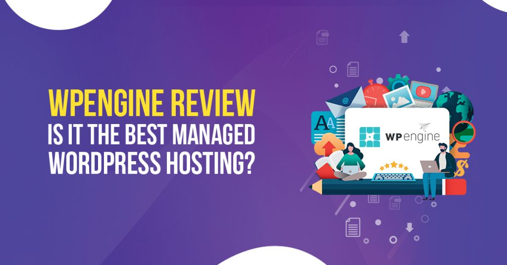Box Contains WP Engine WordPress Hosting