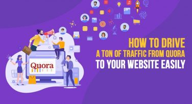 increase traffic from Quora