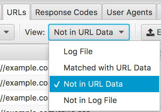 url data
