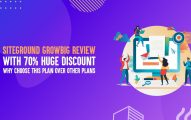 SiteGround GrowBig Review With 70% HUGE Discount: Why Choose This Plan Over Other Plans