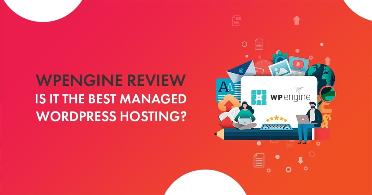 WP Engine WordPress Hosting  Features And Specifications Youtube