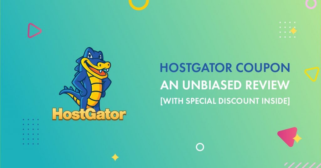 hostgator coupon for 2019