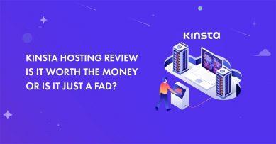 kinsta hosting review