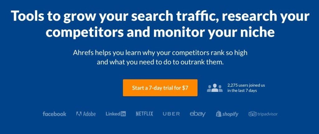 ahrefs content strategy