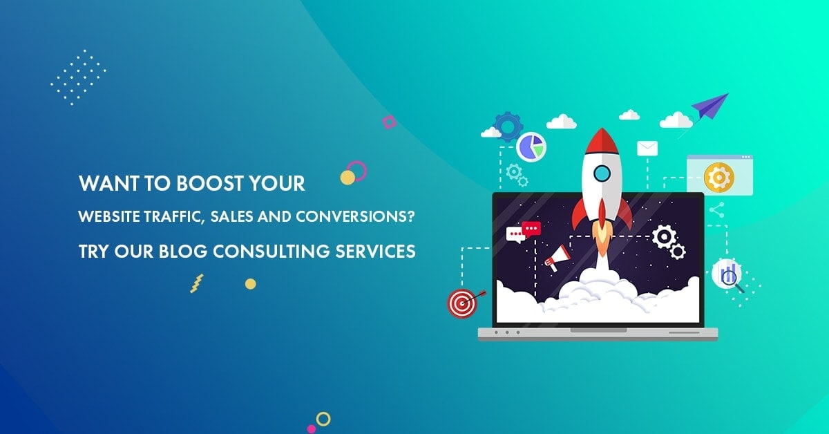 blog consulting services