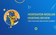 HostGator Reseller Hosting Review: Start Your Own Web Hosting Company [With 58% Off]