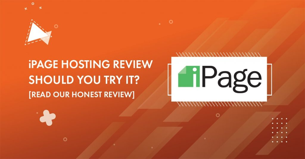 ipage hosting review with 75% discount