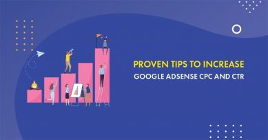 Tips to Increase Google Adsense CPC and CTR