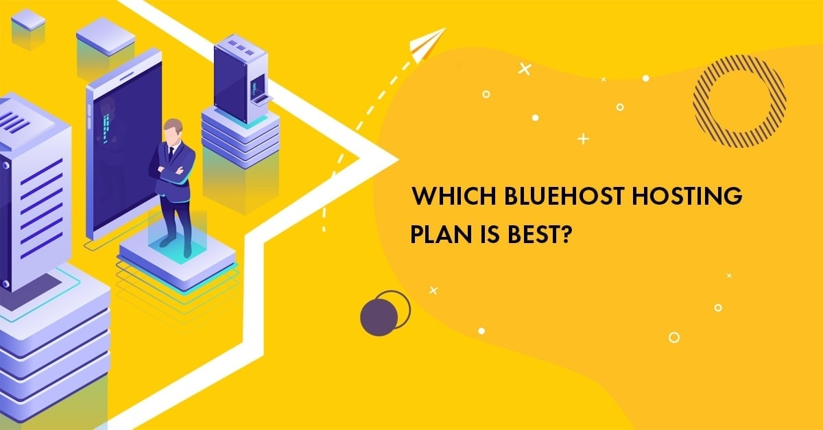 Best Bluehost plan