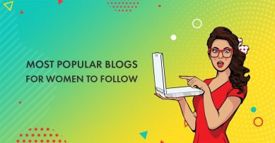 Top 20 Most Popular Blogs for Women To Follow in 2020