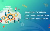 SEMrush Coupon 2019: Here's How to Grab Your 14 Days Free Account (Worth $147)