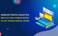 SEMrush Traffic Analytics: Find Out Total Website Traffic to Any Domain [$300 Special Offer]