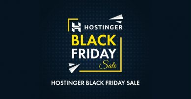 Hostinger Black Friday 2020 Sale: 90% Off, Just $0.80/month