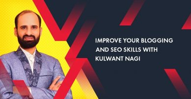 Improve Your Blogging and SEO Skills with Kulwant Nagi from Blogging Cage (Interview Series)