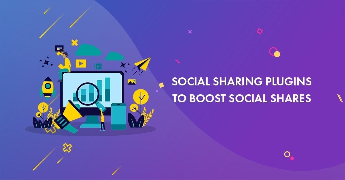 Top WordPress Social Sharing Plugins