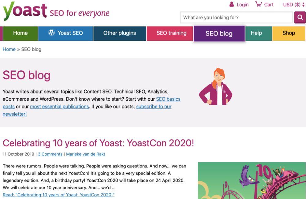 Yoast Blog