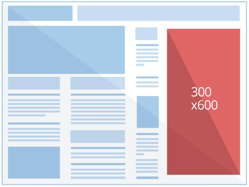 300 × 600 reklam