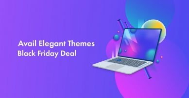 Elegant Themes Black Friday 2020 Deal: Get Flat 25% Discount on WordPress Themes [Live Now]