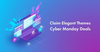 Elegant Themes Cyber Monday Deal 2019: FLAT 25% OFF