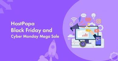 HostPapa Cyber Monday/Black Friday 2019 Deal: $1 Per Month Hosting [Live Now!]