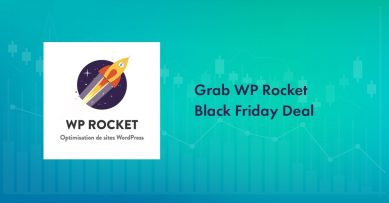 WP Rocket Black Friday 2019 Deal Coupon: Get 35% Discount [Live Now!]