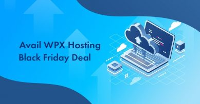 WPX Hosting Black Friday 2020 Deal: Get First 2 Months for $2 OR FREE 6 Months